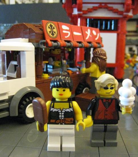 叉燒拉麵 | Ramen Vendor's Truck