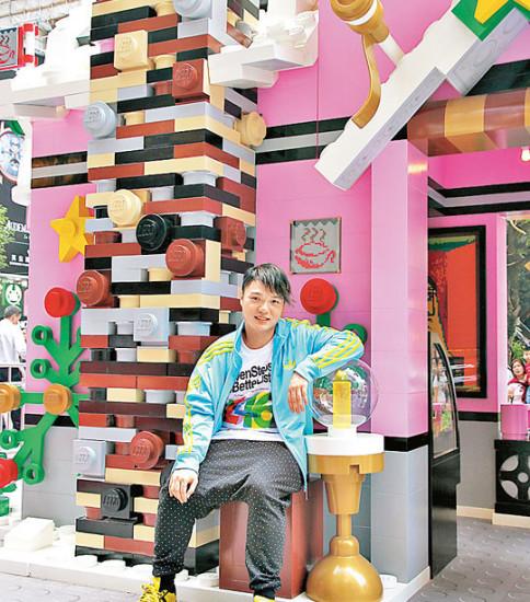 銅鑼灣心血LEGO®村
