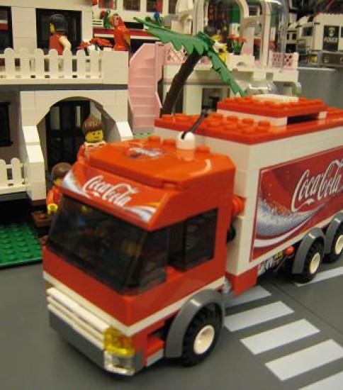 夏日炎炎, 可樂送到 | Coca Cola Lorry