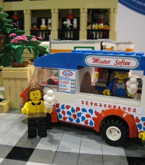 富豪雪糕車 | Mister Softee Ice Cream Van