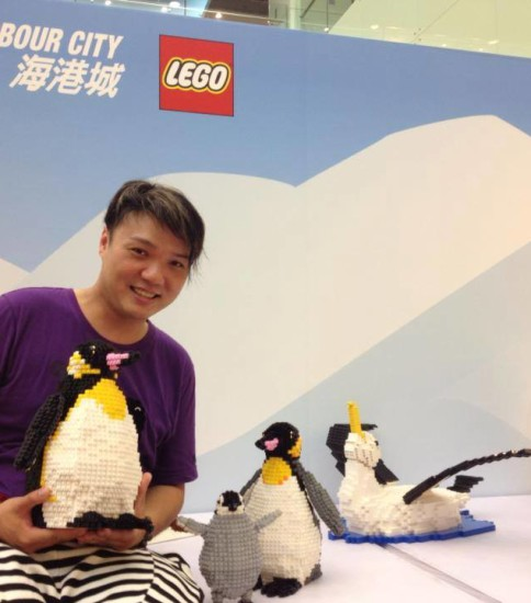 樂高®冰極小天地 | LEGO® Polar Exhibition