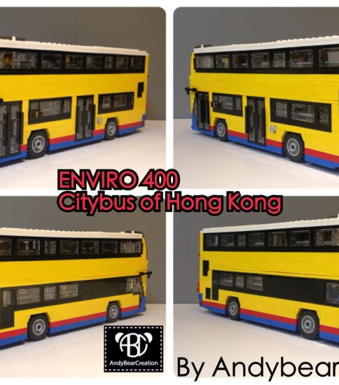 ENVIRO 400 Citybus of Hong Kong