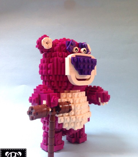 LOTSO, The Hugging Bear